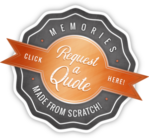 Request a Quote Stamp 3D